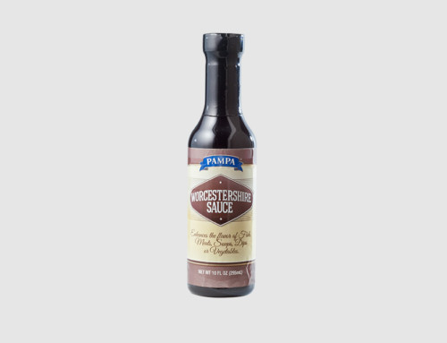 Pampa Worcestershire Sauce