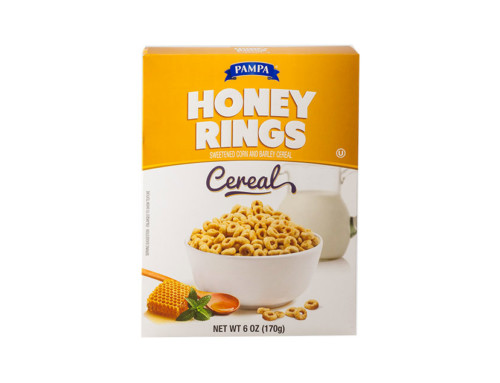 Pampa Honey Rings