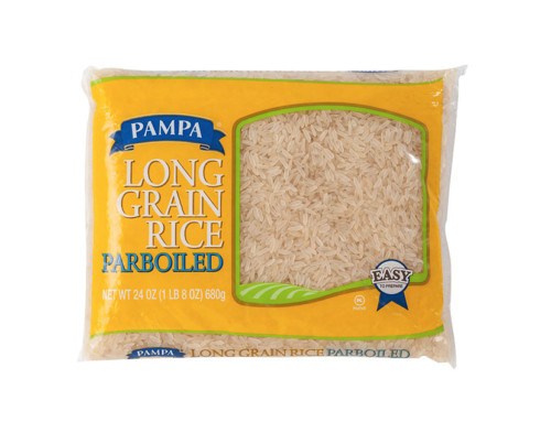 Pampa Long Grain Rice Parboiled