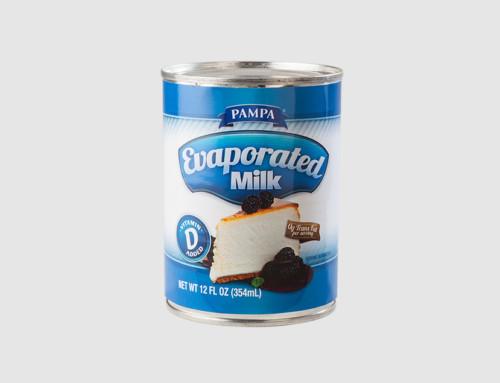 Pampa Evaporated milk