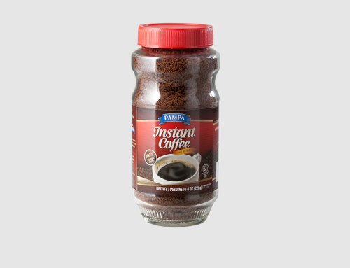 Pampa Pure Instant Coffee