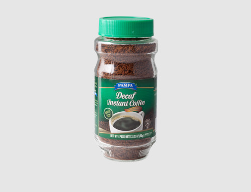 Pampa Pure Instant Decaf Coffee