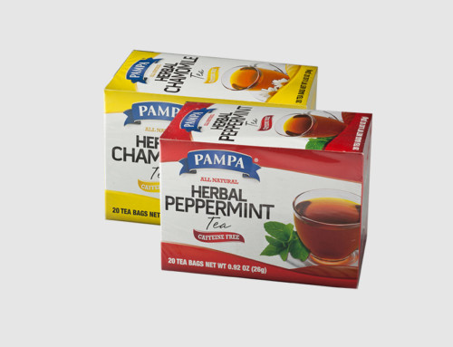 Pampa Herbal Tea