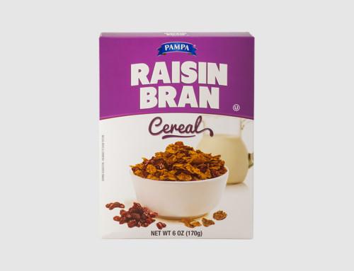 Pampa Raisin Bran