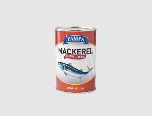 Pampa Mackerel In Tomato Sauce