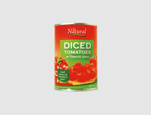 Pampa Diced Tomatoes