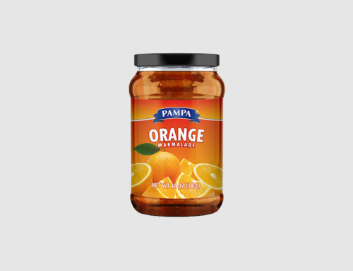 Pampa Orange Marm