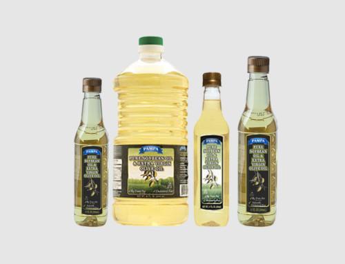 Pampa Blend Oil