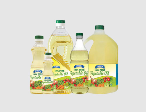 Pampa Vegetable Oil