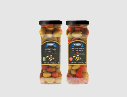 Pampa Olive Mix and Marinated Olive Mix