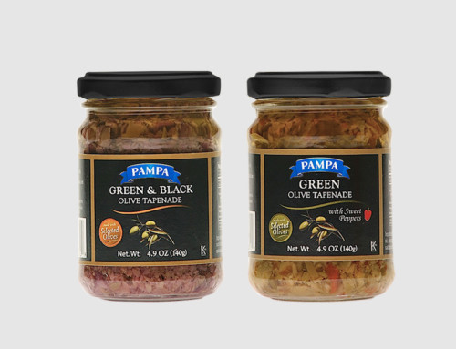 Pampa Green & Black Olive Tapenade