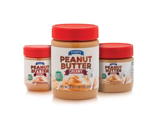 Pampa Peanut Butter Creamy