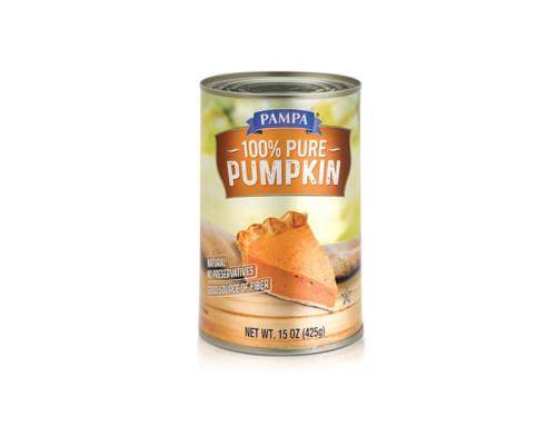 Pampa 100% Pure Pumpkin