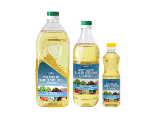 Pampa Vegetable Oil Blend of Sunflower & Corn Oils
