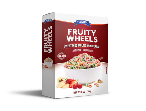 Pampa Fruitty Wheels