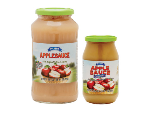 Pampa Apple Sauce