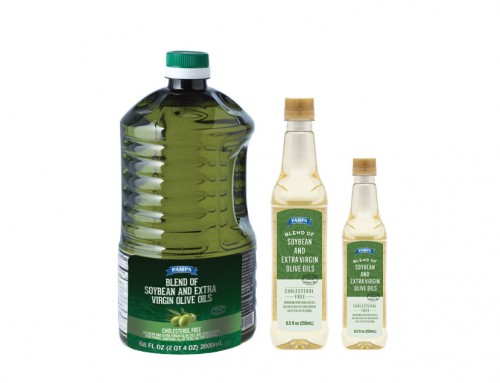 Pampa Blend of Soybean and Extra Virgin Olive Oils