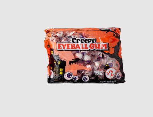 Tummy Treats Scary Eyeball Gum