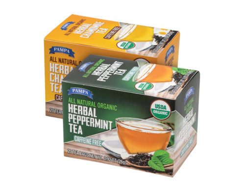 Pampa Herbal Tea