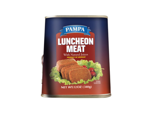 Pampa Luncheon Meat