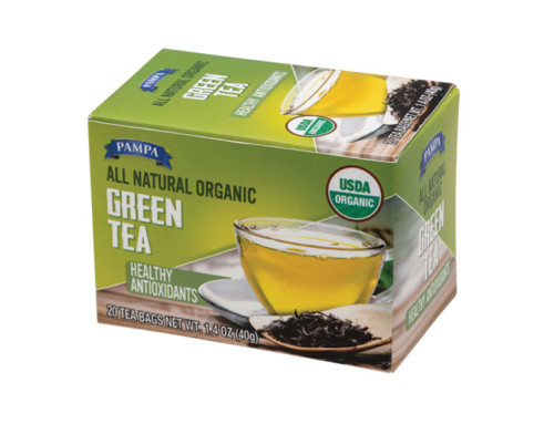 Pampa Green Tea