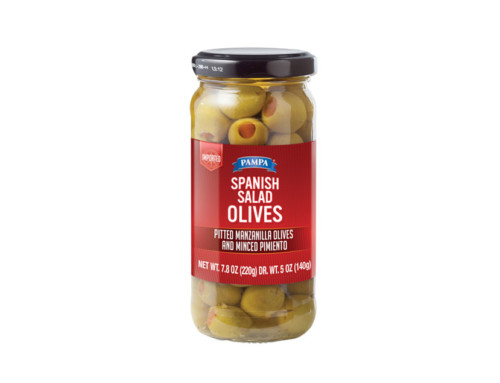 Pampa Spanish Salad Olives