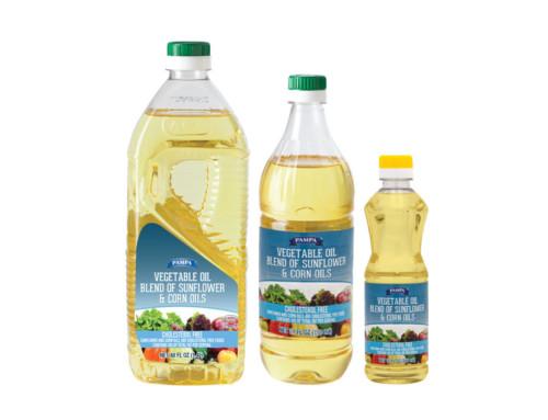 Pampa Vegetable Oil Blend of Sunflower & Corn Oils
