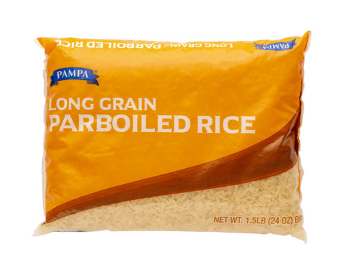 Pampa Long Grain Parboiled Rice