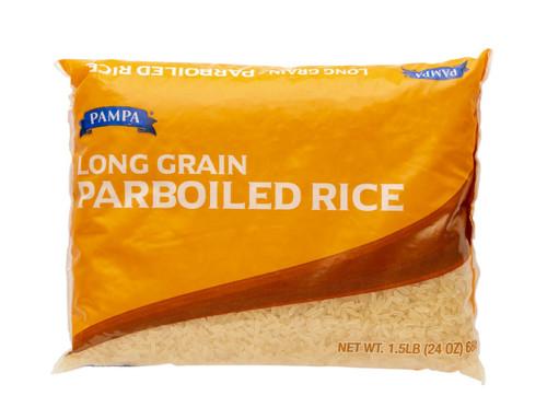 Pampa Long Grain Parboiled Rice