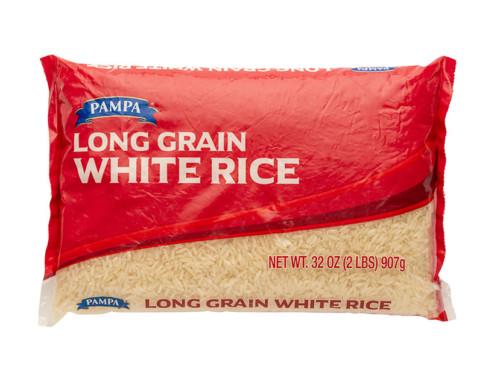 Pampa Long Grain White Rice
