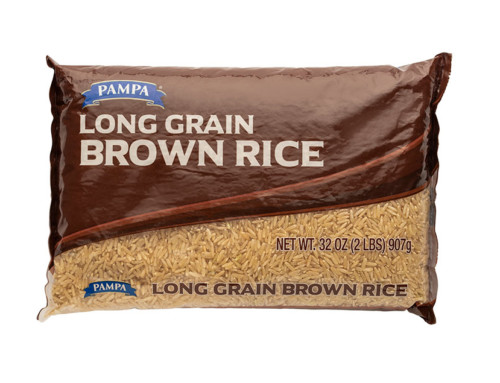 Pampa Long Grain Brown Rice