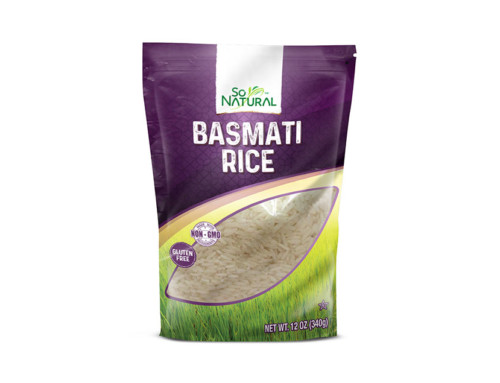 So Natural Basmati Rice