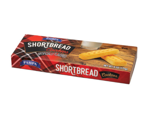 Pampa Shortbread Cookies
