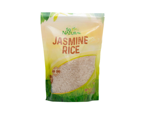 So Natural Jasmine Rice