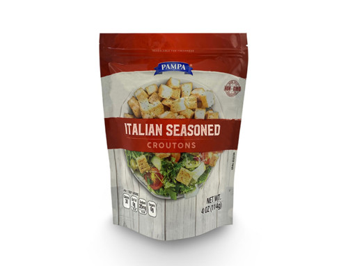Pampa Italian Seasoned Croutons