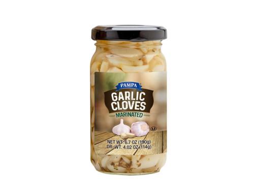 Pampa Garlic Gloves Marinated