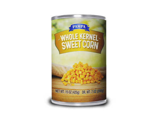 Pampa Whole Kernel Sweet Corn