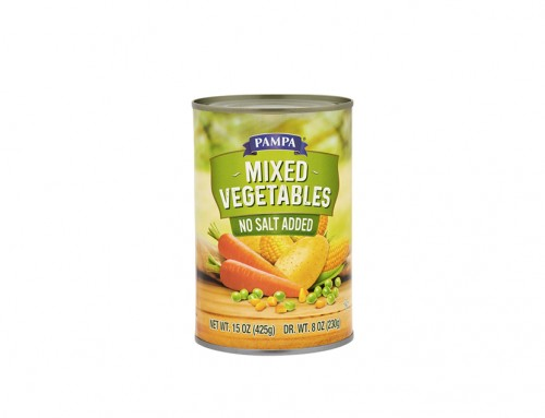 Pampa Mixed Vegetables