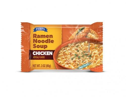 Pampa Ramen Noodle Soup Chicken